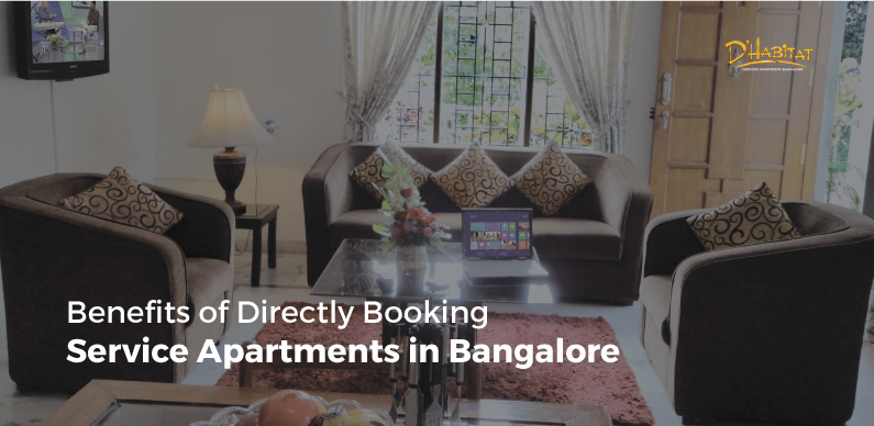 Booking Directly with Service Apartments in Bangalore